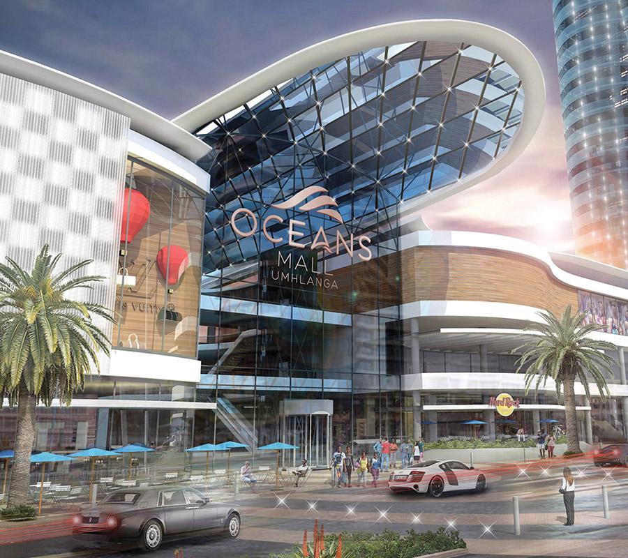 oceans shopping centre